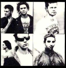 In december 1988 EAT signed to The Cure's label, Fiction Records